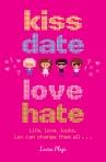 Kiss Date Love Hate
