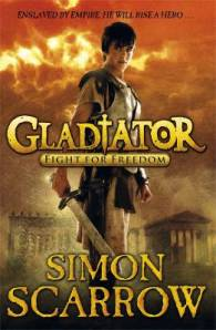 jacket image for Gladiator Fight for Freedom by Simon Scarrow - large version